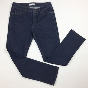 Ann Taylor LOFT Made and Loved Curvy Straight Jean